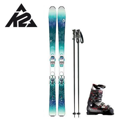 Adult Demo Ski Package