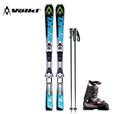 Child Regular Ski Package